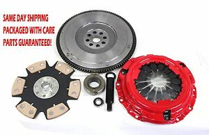 Stage 4 Performance Clutch Kit And Hd Flywheel For Acura Integra 94 01 1 8l