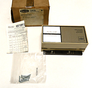 New Carrier 99tz900401 Heat Pump Thermostat
