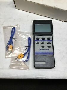 Digi Sense Thermocouple Double Thermometer 91210 03