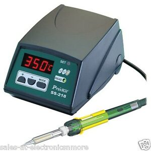 Pro skit 902 055 3 In 1 Lead free Soldering Station Ss 218a