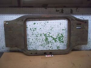 1956 Chrysler Radiator Core Support Panel Bracket 56 F