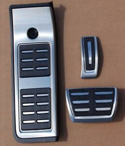Audi A5 8w S5 Coupe From 2016 Original Pedal Set Footrest Pedals Automatic Cars