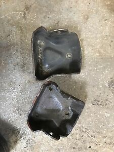 82 92 Camaro Trans Am V8 Engine Motor Mounts 89 305 350 5 7 Tpi Tbi Firebird Gta