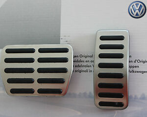 Vw Lupo Fox Gti Original Pedal Set Pedals Caps Covers Auto Cars