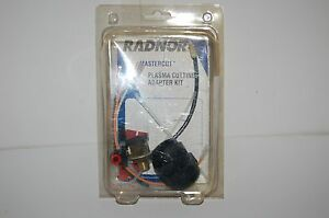 Radnor Mastercut Adapter Kit For Use With Hypertherm Max 42 43 And 40cs And Pa