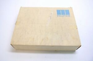 Millipore Pd10 047 00 Plastic Petri Dishes 48x8 5mm Box 100