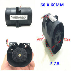 2 7a Auto Car Electric Turbine Turbo Double Fans Super Charger Boost Intake Fans