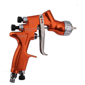 Devilbiss Advance Hd 2 Hvlp Professionnal Spray Gun And Cup Gravity Feed 1 3mm