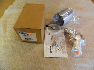 New Devilbiss Pri 601g 18 Primer Gravity Feed Spray Gun Cup 1 8 101 Usa Made