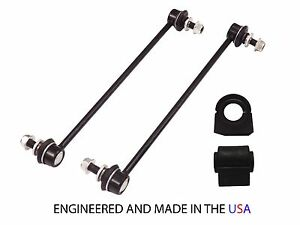 4pc Sway Bar Links Bushings 05 10 Chevrolet Cobalt Ss 04 07 Saturn Ion Red Line