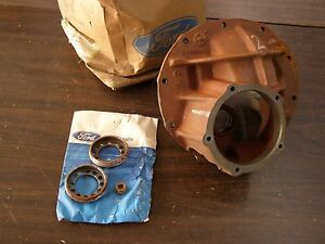 Nos Oem Ford 1977 1978 1979 Rear End 9 Diff Carrier Mustang Cougar Truck Ltd