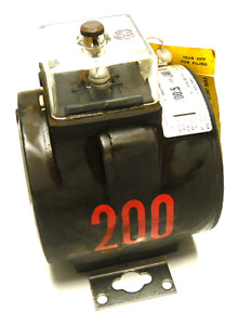 New General Electric Jak 0 Ratio Current Transformer 750x33g301