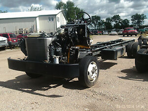 2007 Freightliner Mercedes Diesel Engine With Allison Automatic Transmission