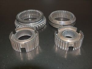 1977 78 Ford Toploader 3 Speed Overdrive Transmission Hub Engagement Slider Pair
