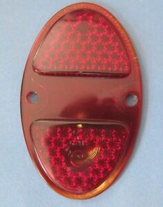 1931 32 Chevrolet And 1931 40 Chevrolet Trucks Tail Light Lens New Never Used