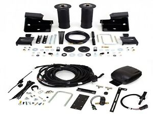 Air Lift Suspension Air Bag Single Path Leveling Kit For Silverado Sierra 1500