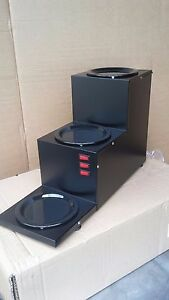 Grindmaster Bw 3tbl Commercial Countertop Three Tier Coffee Warmer Station New
