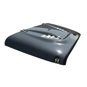 Dv8 Offroad Hdmb07 Ta 10th Anniversary Vented Paintable Hood For Jeep Wrangler