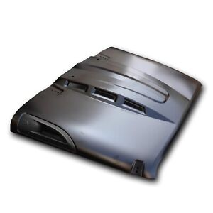Dv8 Offroad Hdmb07 02 Vented Heat Dispersion Paintable Hood For Jeep Wrangler