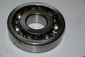 New Ntn 6407 Radial Ball Bearing Single Row Deep Grove