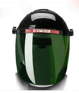 Welding Helmet Arc Visor Uv Radiation Tig Mig Welder Lens Grinding Masks