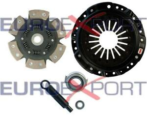 6 Puck Sprung Stage 4 Competition Clutch Kit For Honda S2000 2000 09 8023 1620