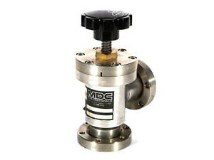Mdc Av 150m 2 75in Conflat Manual Angle Valve Uhv
