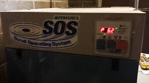 Powerex Rotary Scroll Oil Free Compressor 20 Hp With Zeks Air Dryer