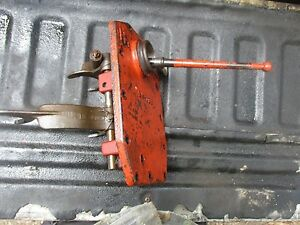 1961 Allis Chalmers D17 Gas Tractor Transmision Shift Shifting Forks Free Ship