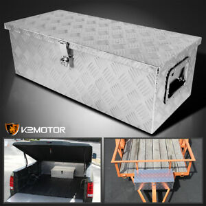 30 Heavy Duty Aluminum Tool Box Truck Pick Up Underbody Truck Trailer Storage