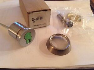 Rim Cylinder Housing 626 With Best Green Sfic Construction Core
