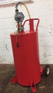 Gas Caddy Fuel Tank Machine 116