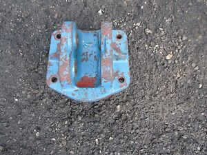 1974 Ford 8600 Diesel Farm Tractor 3 Point Hitch Top Link Bracket Free Shipping