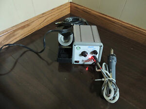 Pace St 65 Soldering Station With Thermopik Sense Temp 2 S n 020 105 a 011 38882