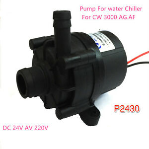 Water Pump P2430 For Industrial Water Chiller Cw 3000 Ag af 220v 24v