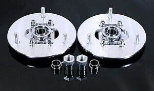 Bmw E30 3 Series 318 320 323 325 M3 Billet Front Camber Plates Kit For Coilover