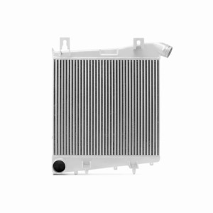 Mishimoto Aluminum Silver Intercooler For 08 10 Ford F series 6 4l Powerstroke