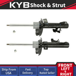 Set Of 2 Front Pair Kyb Struts Shocks Suspension For 2011 Mazda 3 Sport Gs