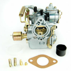 New Vw Beetle 34 Pict 3 Carburetor 12v Electric Choke W Gasket 113129031k