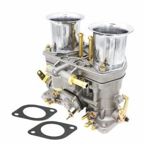 Carburetor 40 Idf With Air Horn Fit Vw Bug Beetle Fiat Porsche