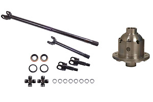 Alloy Usa Front Grande Dana 30 Axle Shaft Arb Air Locker For Cherokee Wrangler