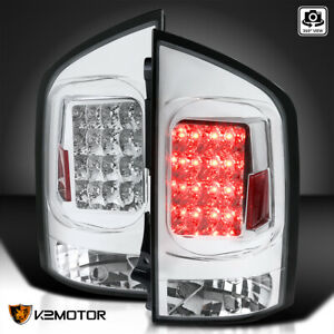 For 2005 2015 Nissan Armada Led Rear Brake Tail Lights Lamps Left Right Pair