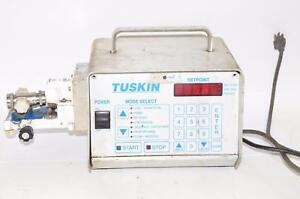 Tuskin Metering Tc 101 Liquid Metering Pumps Systems W Head