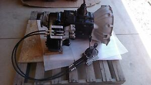 Jeep T18 Manual Transmission 6 32 1 Scout Dana 300 Twin Stick Short Tail