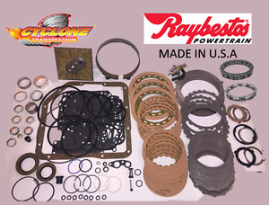 Th350 Transmission Rebuild Kit W Sprags Super High Performance Master Kit 350