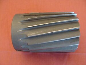 Unknown Mfg Lh Spiral Right Hand Cut flute Shell Reamer 2
