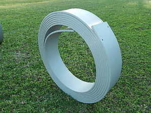 New Moblo 6 Flexi form Plastic Concrete Bendable Flatwork Curve 50 Roll