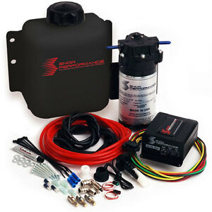 Snow Performance 20010 Gas Stage 2 Methanol Injection Kit 2 5 Gallon Tank