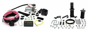 Air Lift Control Air Spring Wireless Air Compressor Kit For S10 jimmy 2 door