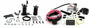 Air Lift Control Air Spring Wireless Air Compressor Kit For Toyota Tacoma Rwd